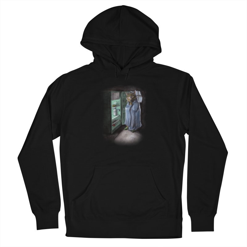 Midnight snack (color edition) Men's Pullover Hoody by Franky Nieves Shop