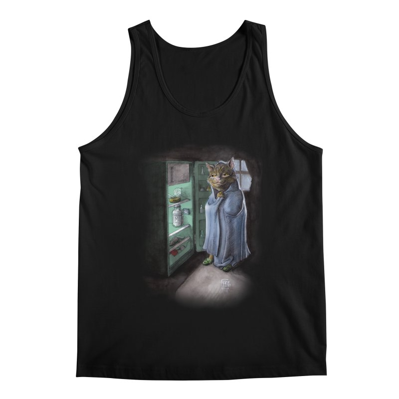 Midnight snack (color edition) Men's Regular Tank by Franky Nieves Shop