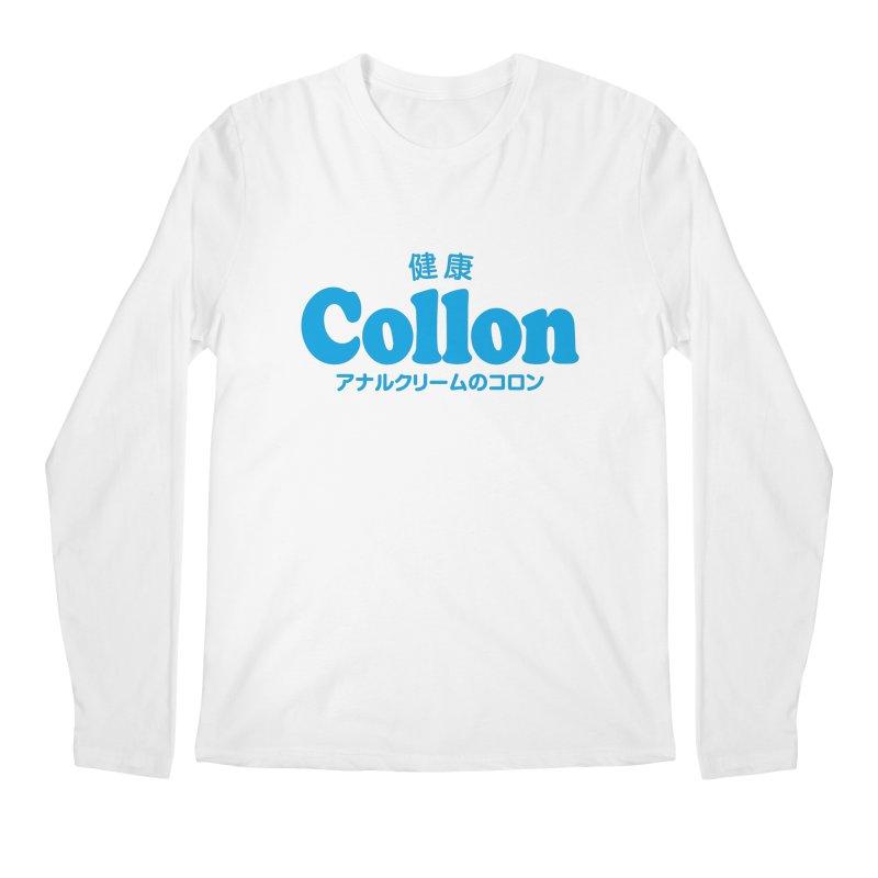 Buru Collon Men's Longsleeve T-Shirt by Le Franponais