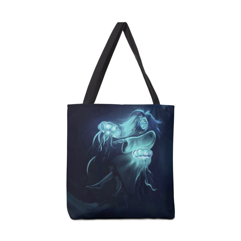 Jellyfish Party Accessories Bag by @franzeboy Artist Shop