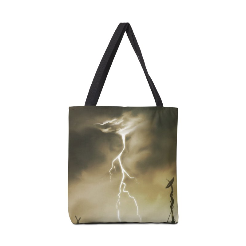 Lightning Weapon Accessories Bag by @franzeboy Artist Shop