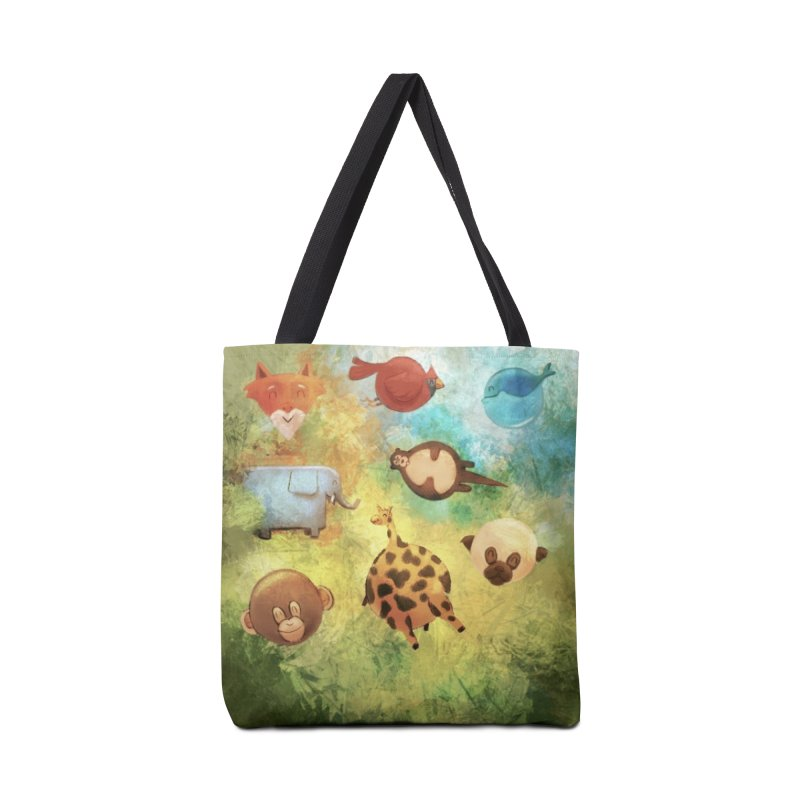 Balloon Animals Accessories Bag by @franzeboy Artist Shop