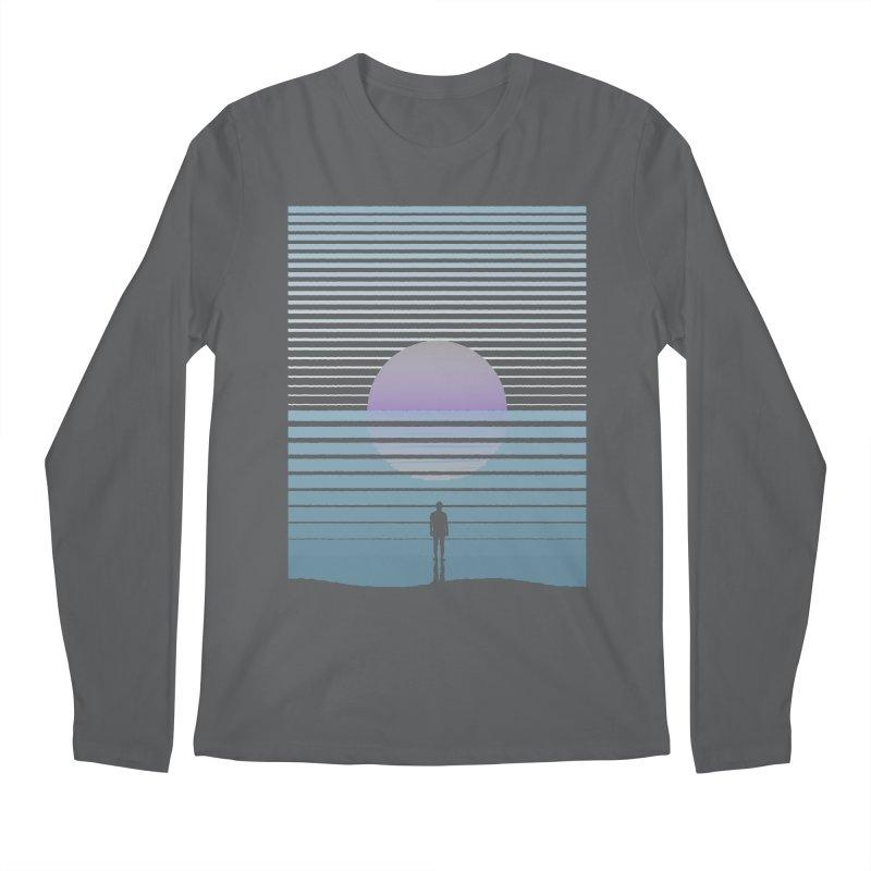 Infinite Men's Longsleeve T-Shirt by Frasq