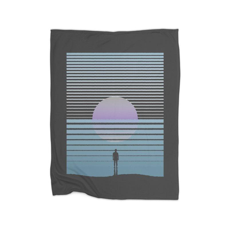 Infinite Home Blanket by Frasq