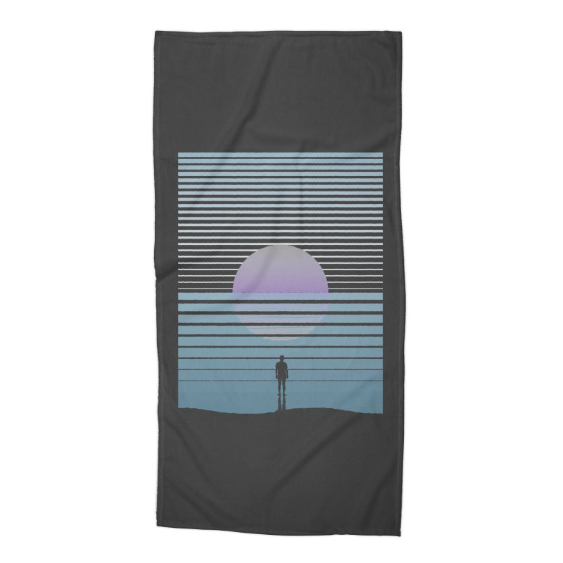 Infinite Accessories Beach Towel by Frasq