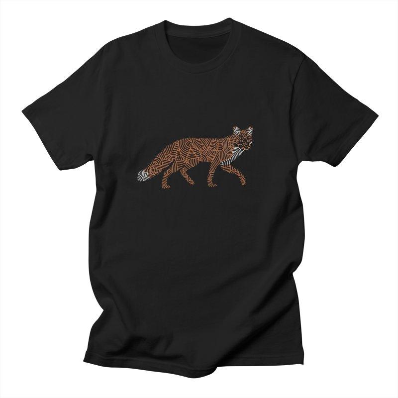 Fox Women's Regular Unisex T-Shirt by Frasq