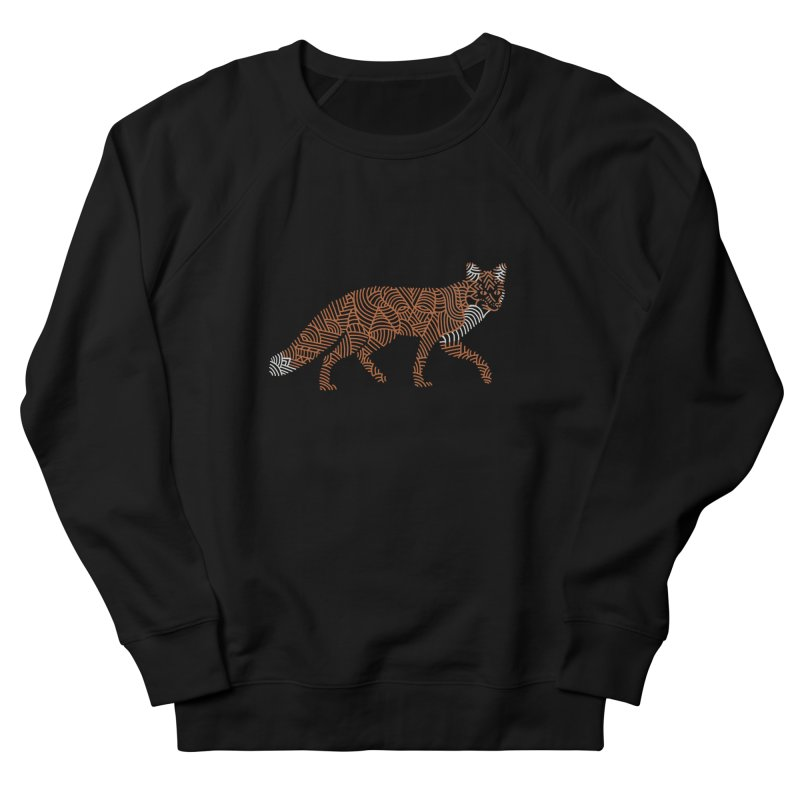 Fox Women's Sweatshirt by Frasq