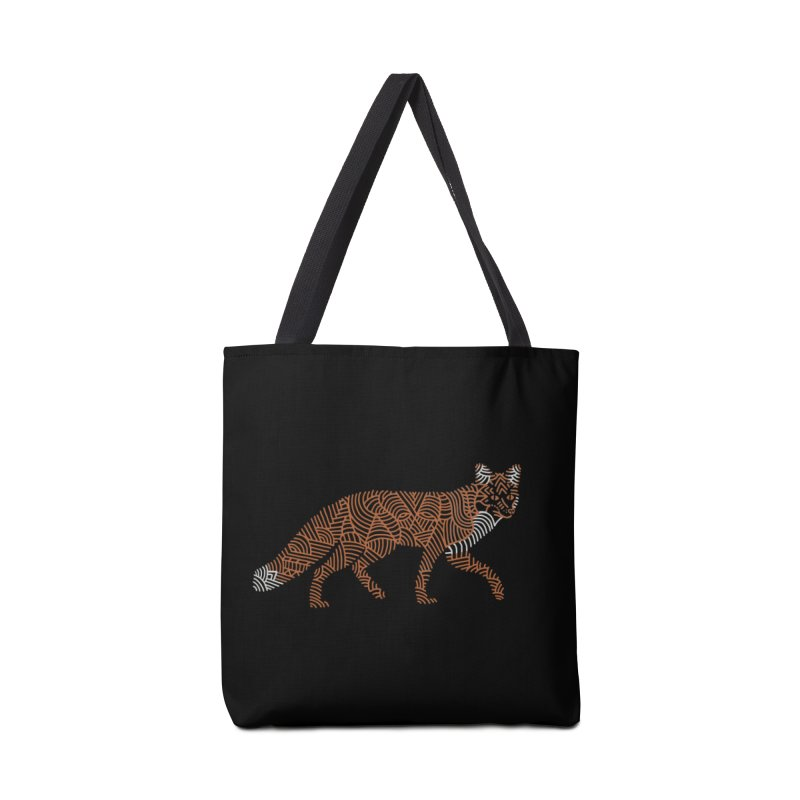 Fox Accessories Bag by Frasq