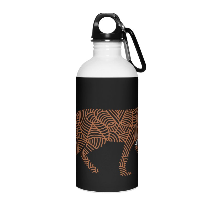 Fox Accessories Water Bottle by Frasq