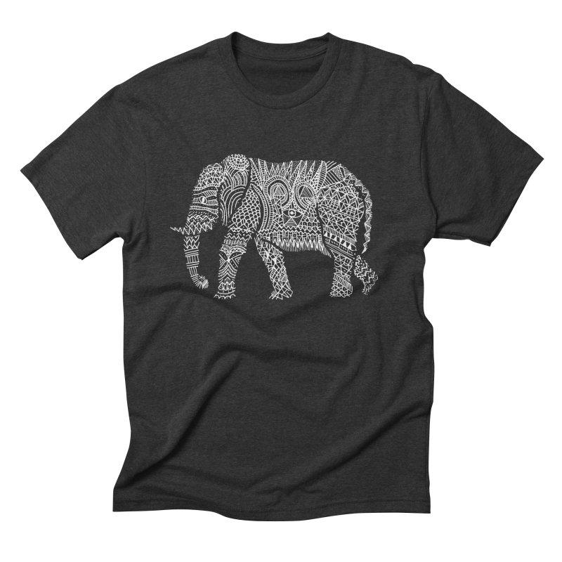 Linephant Men's Triblend T-Shirt by Frasq
