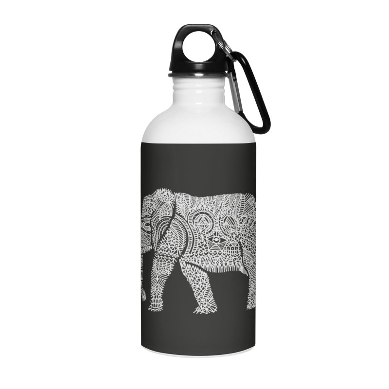 Linephant Accessories Water Bottle by Frasq