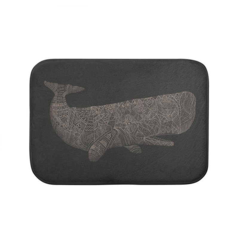 Whaline Home Bath Mat by Frasq