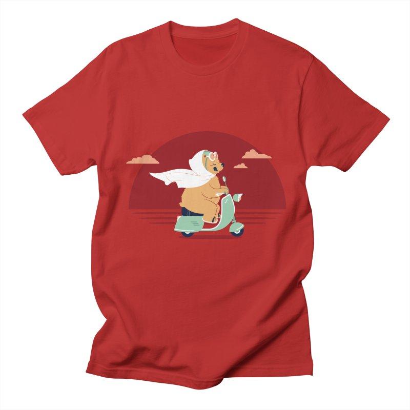 Ciao-Ciao Men's T-shirt by frauewert's Artist Shop