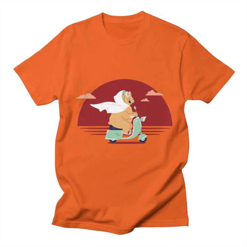 Ciao-Ciao Men's Regular T-Shirt by frauewert's Artist Shop