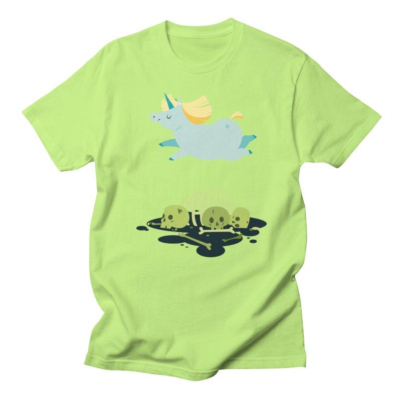 Chubbycorn Men's Regular T-Shirt by frauewert's Artist Shop