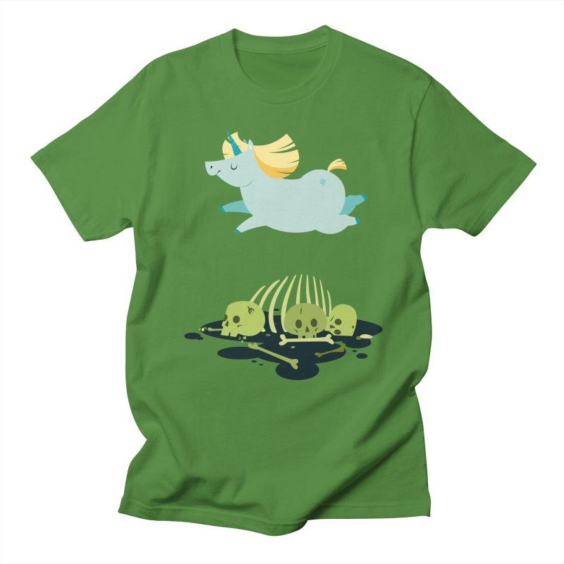 Chubbycorn Men's T-Shirt by frauewert's Artist Shop