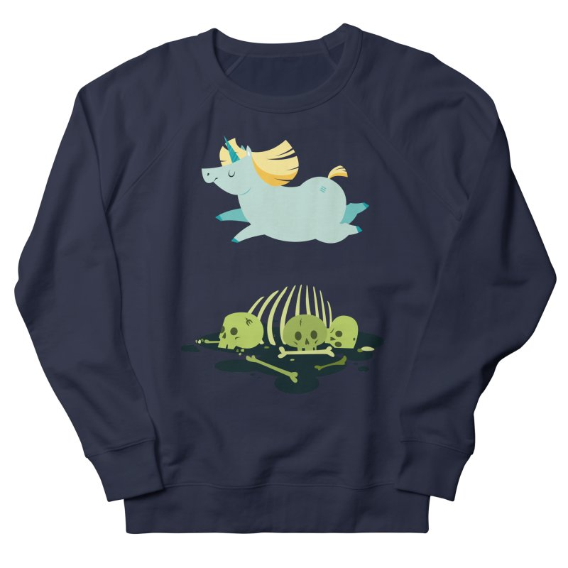 Chubbycorn Men's Sweatshirt by frauewert's Artist Shop