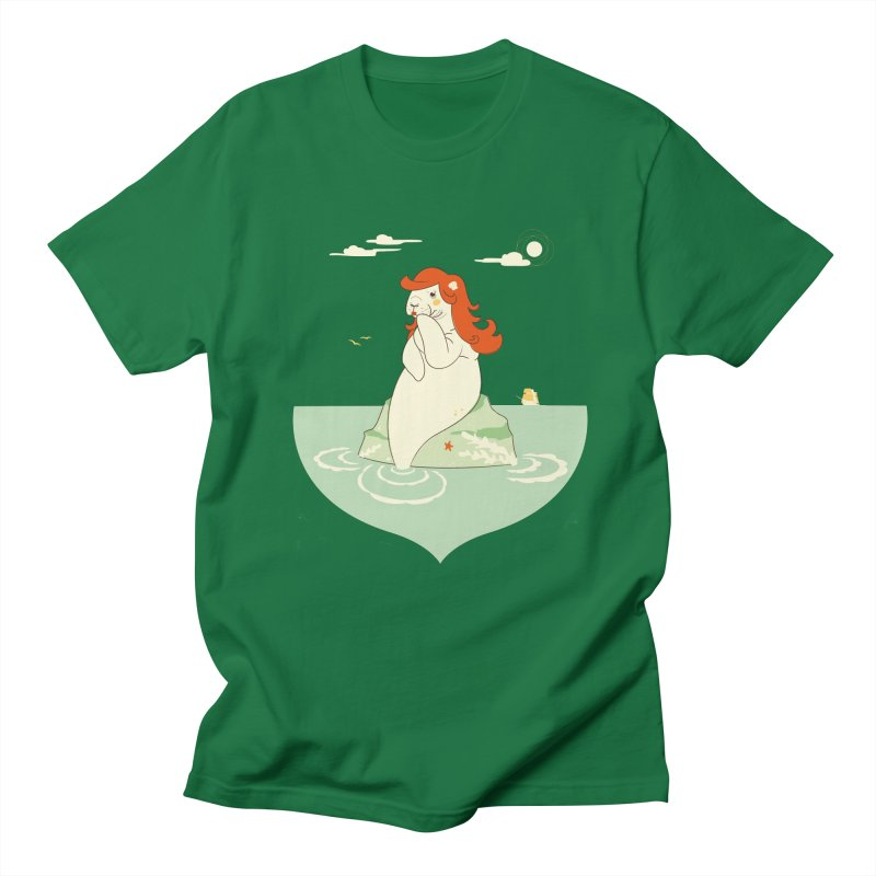 Hello, sailor! Men's Regular T-Shirt by frauewert's Artist Shop