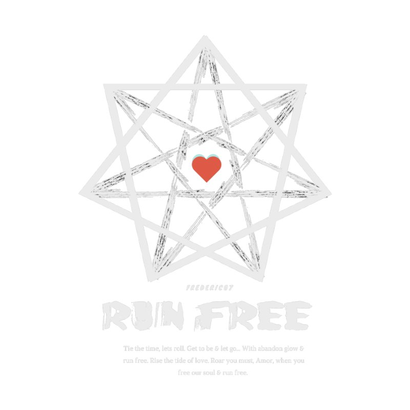 Run Free F7 by Frederico7's Artist Shop