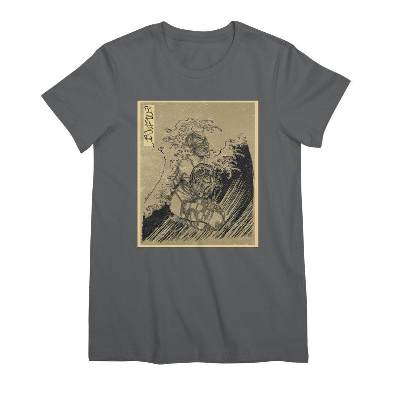topher edo period kinbaku Women's T-Shirt by FredRx's Artist Shop