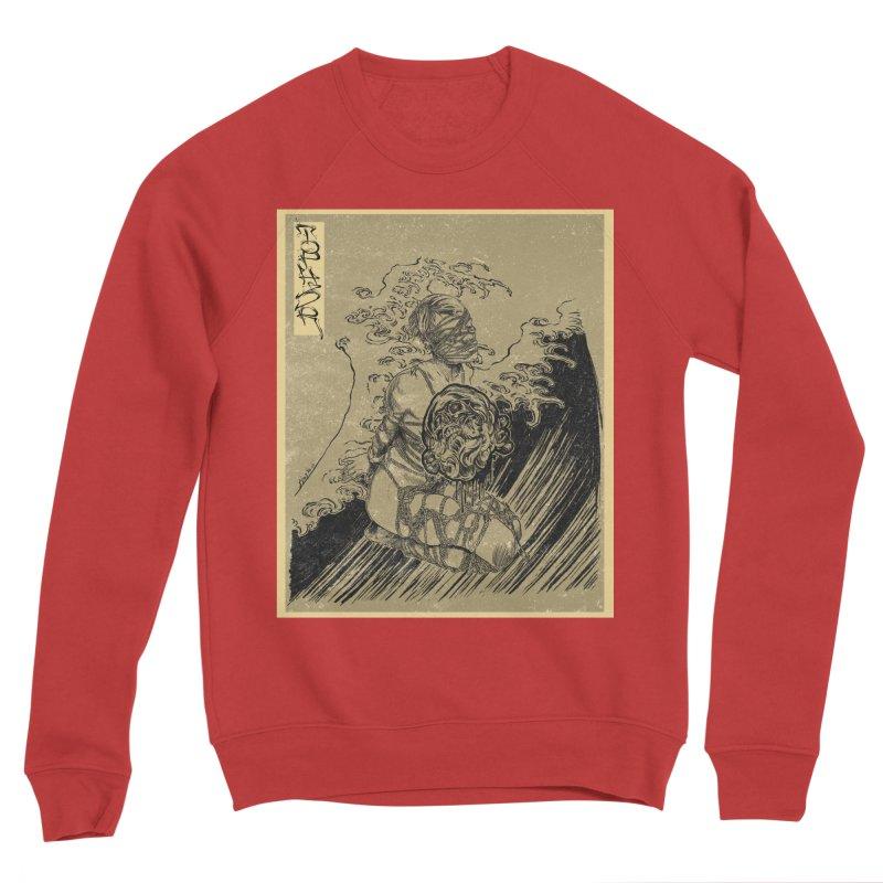 topher edo period kinbaku Men's Sponge Fleece Sweatshirt by FredRx's Artist Shop