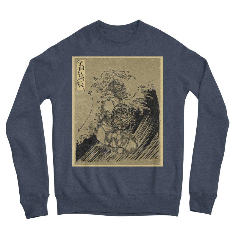 topher edo period kinbaku Women's Sponge Fleece Sweatshirt by FredRx's Artist Shop