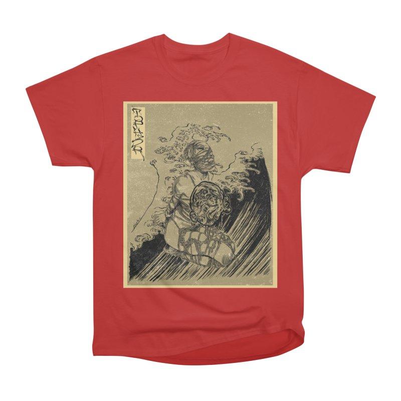 topher edo period kinbaku Men's Heavyweight T-Shirt by FredRx's Artist Shop