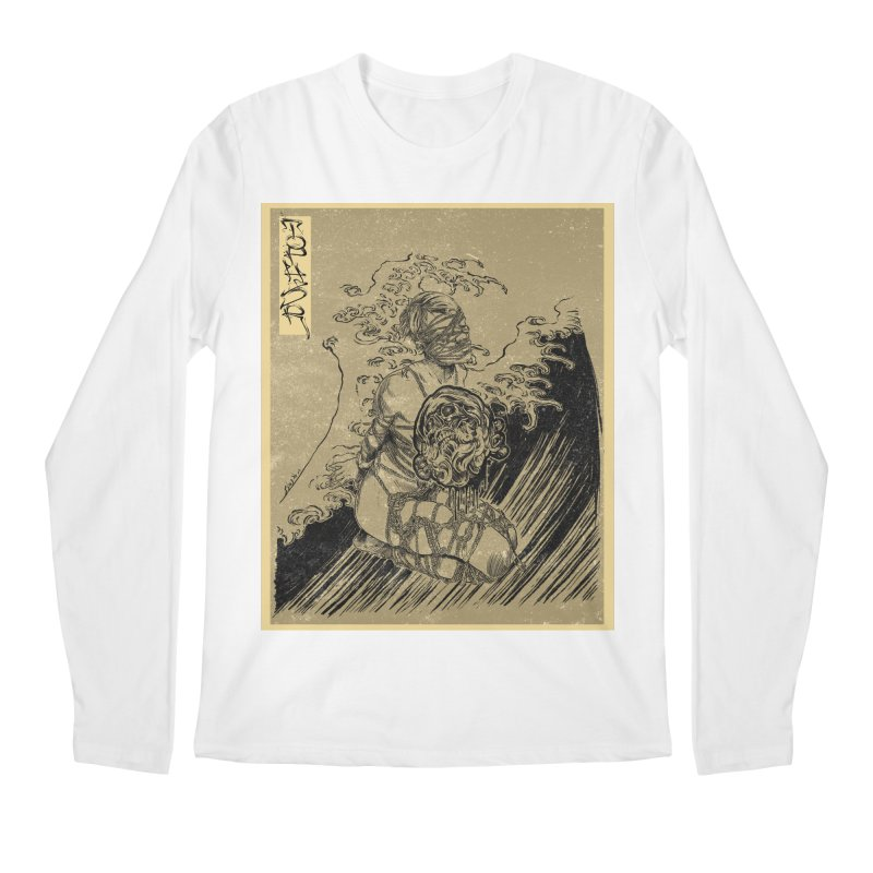 topher edo period kinbaku Men's Longsleeve T-Shirt by FredRx's Artist Shop