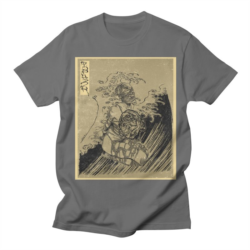 topher edo period kinbaku Men's T-Shirt by FredRx's Artist Shop