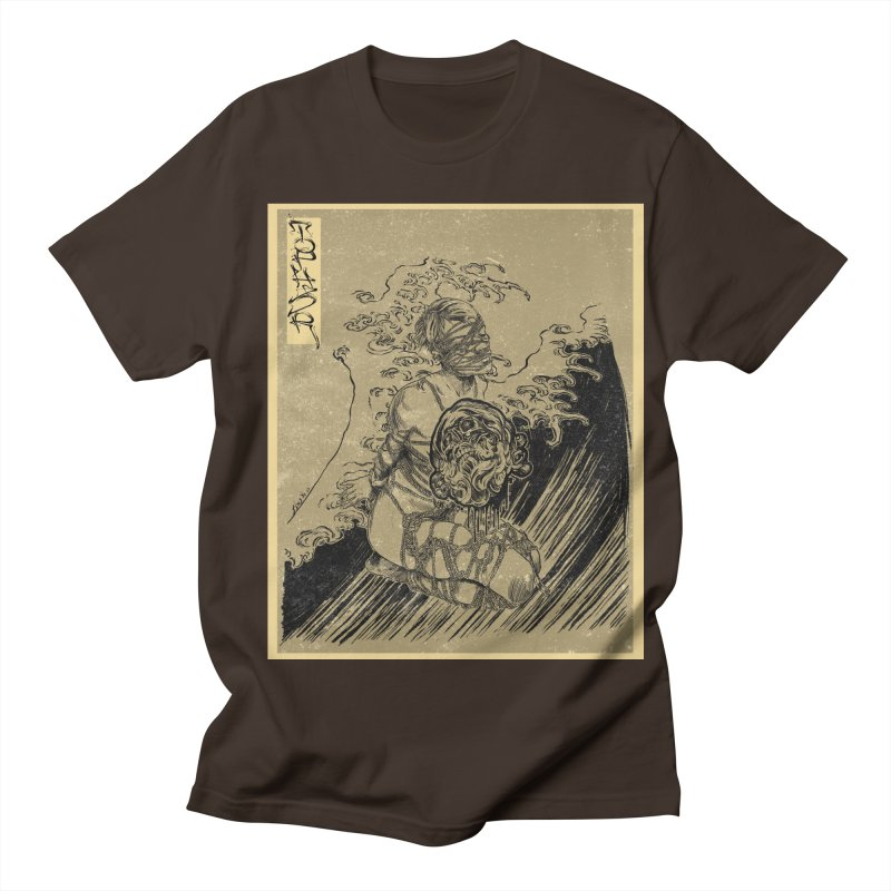 topher edo period kinbaku Men's Regular T-Shirt by FredRx's Artist Shop