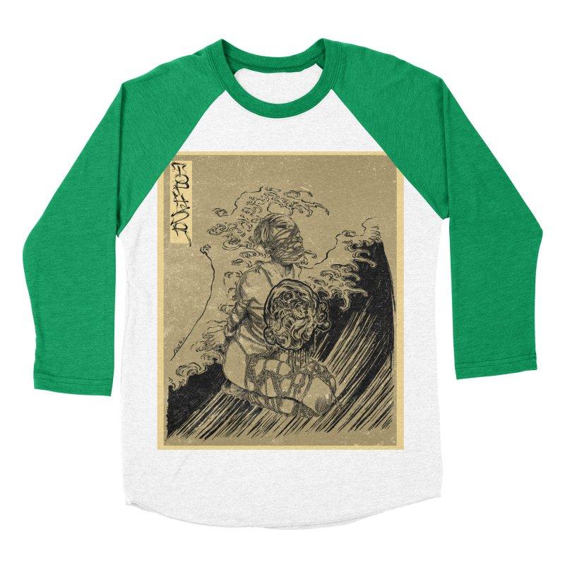 topher edo period kinbaku Women's Baseball Triblend Longsleeve T-Shirt by FredRx's Artist Shop