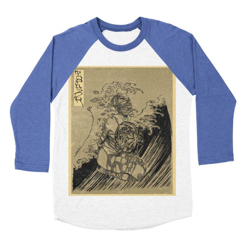 topher edo period kinbaku Men's Baseball Triblend Longsleeve T-Shirt by FredRx's Artist Shop