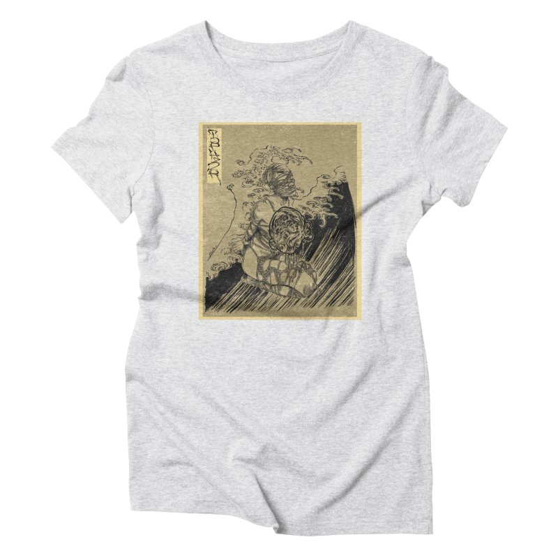 topher edo period kinbaku Women's T-Shirt by FredRx's Artist Shop
