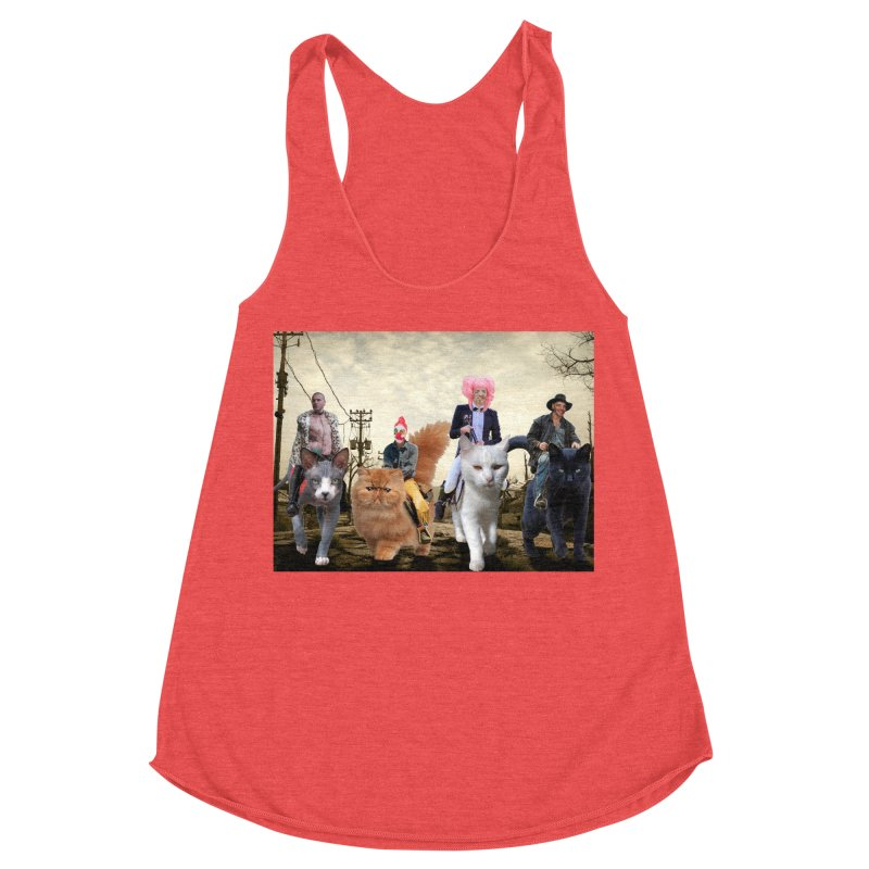 four catfreds of the apocalypse Women's Tank by FredRx's Artist Shop