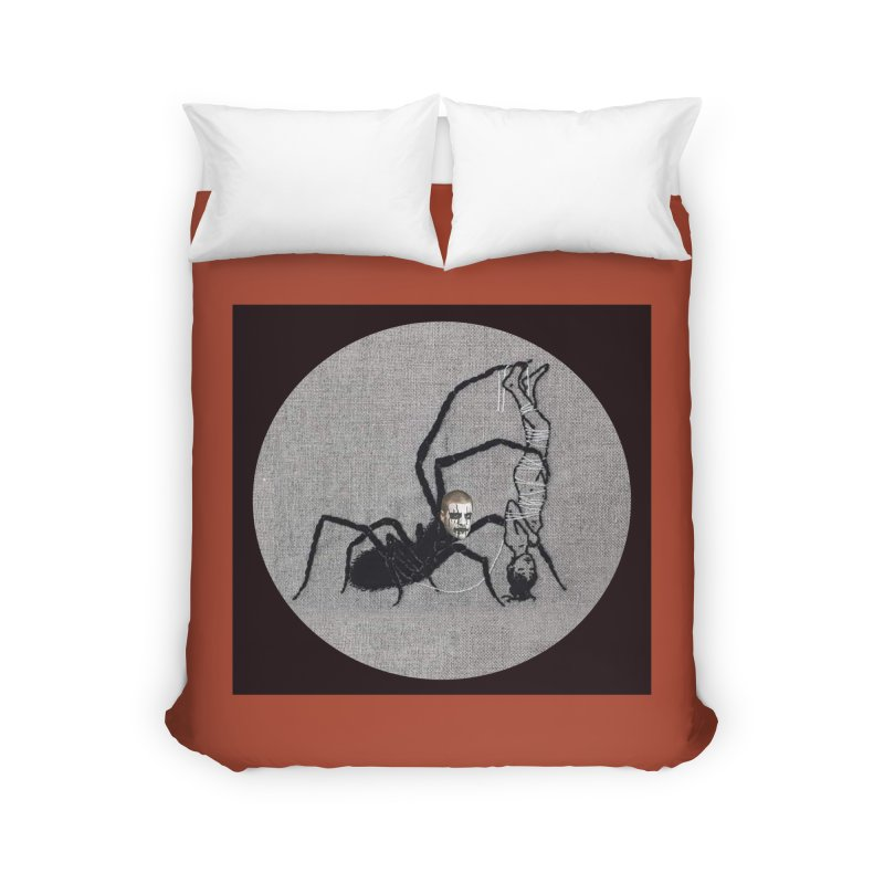 spider fred Home Duvet by FredRx's Artist Shop