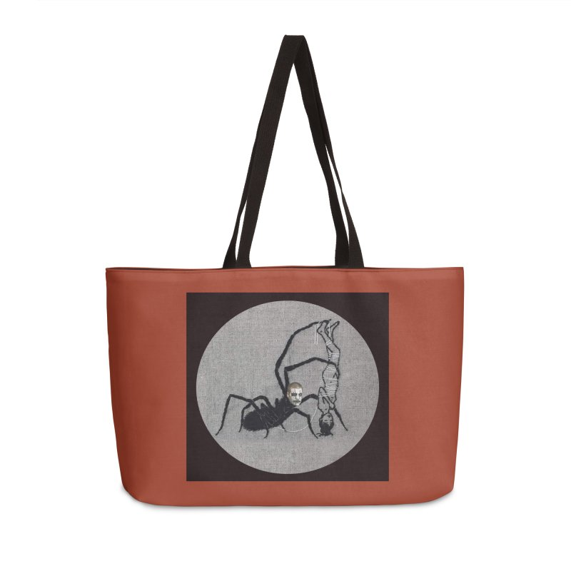 spider fred Accessories Bag by FredRx's Artist Shop