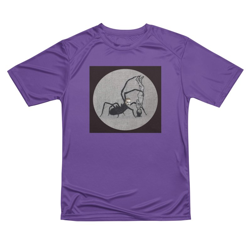 spider fred Men's Performance T-Shirt by FredRx's Artist Shop