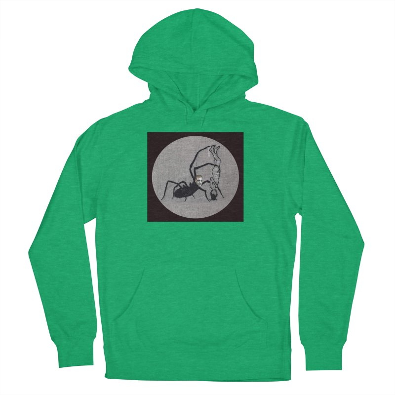 spider fred Women's French Terry Pullover Hoody by FredRx's Artist Shop