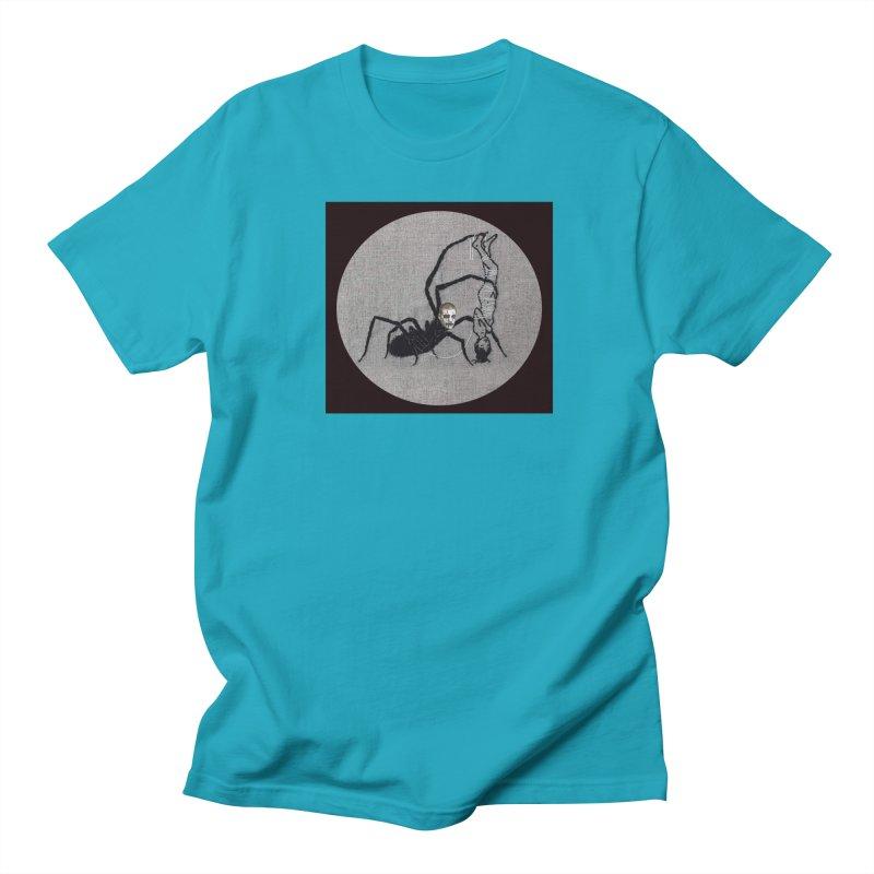spider fred Women's Regular Unisex T-Shirt by FredRx's Artist Shop