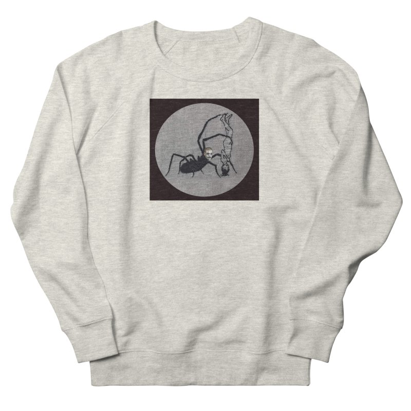 spider fred Women's French Terry Sweatshirt by FredRx's Artist Shop