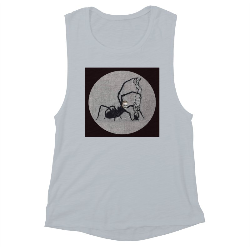 spider fred Women's Tank by FredRx's Artist Shop