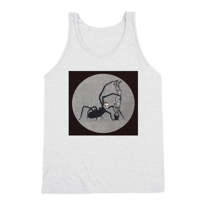 spider fred Men's Triblend Tank by FredRx's Artist Shop