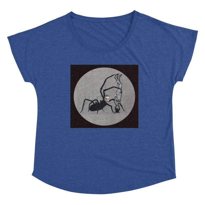 spider fred Women's Dolman Scoop Neck by FredRx's Artist Shop