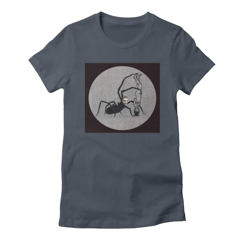 spider fred Women's T-Shirt by FredRx's Artist Shop
