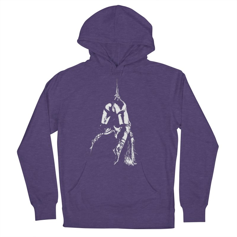 kinbaku crab suspension  Men's Pullover Hoody by FredRx's Artist Shop