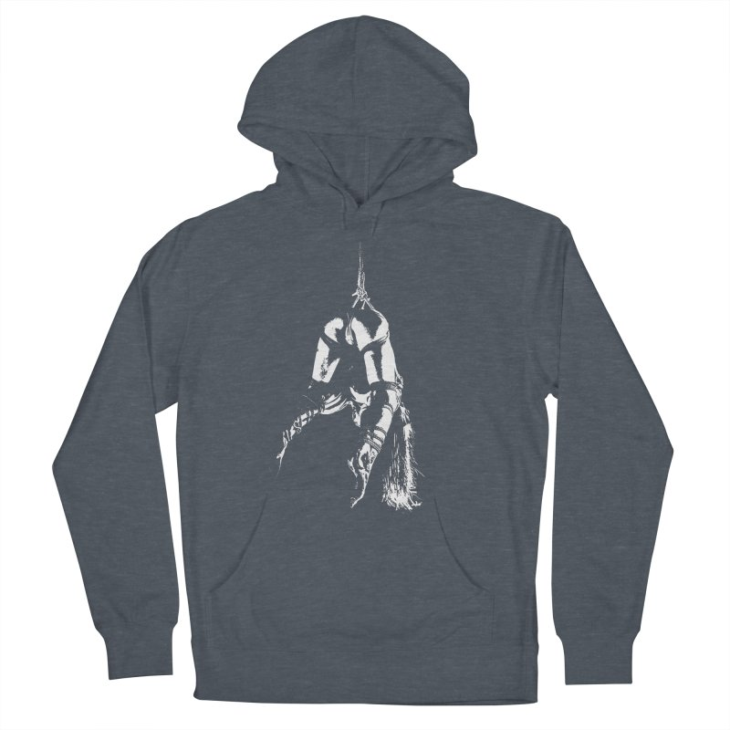 kinbaku crab suspension Men's French Terry Pullover Hoody by FredRx's Artist Shop