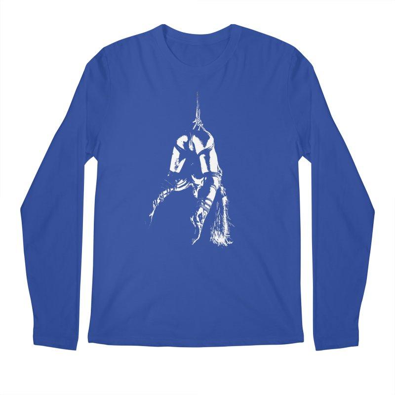 kinbaku crab suspension  Men's Longsleeve T-Shirt by FredRx's Artist Shop