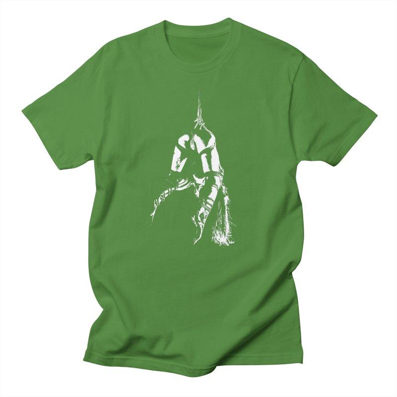 kinbaku crab suspension Men's Regular T-Shirt by FredRx's Artist Shop