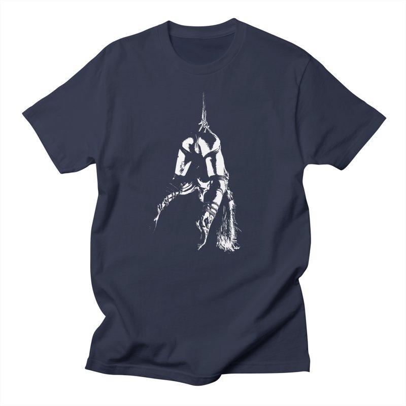 kinbaku crab suspension Women's Regular Unisex T-Shirt by FredRx's Artist Shop