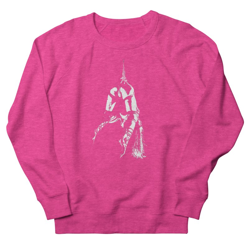 kinbaku crab suspension  Women's Sweatshirt by FredRx's Artist Shop